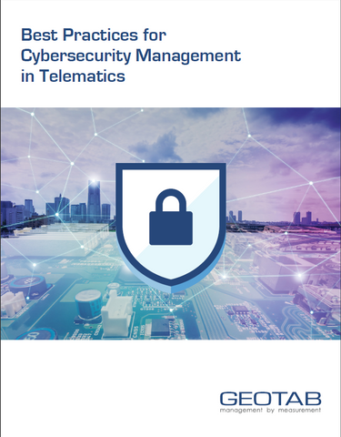 Best Practices for Cybersecurity Management in Telematics