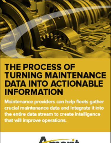 The Process of Turning Maintenance Data Into Actionable Information