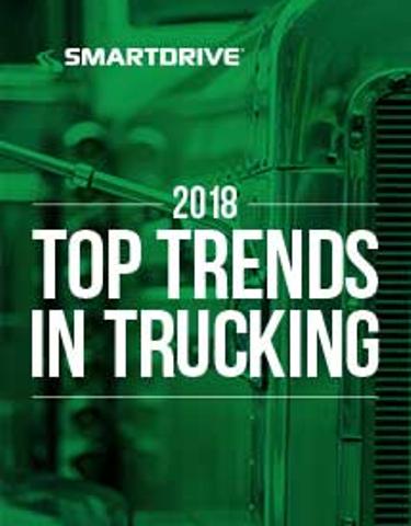 2018 Top Trends in Trucking