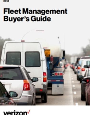 2018 Fleet Management Buyer's Guide