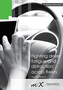 Fighting Driver Fatigue and Distraction Across Fleets