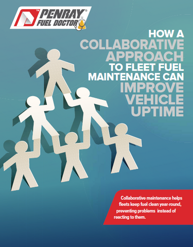 How a Collaborative Approach To Fleet Fuel Maintenance Can Improve Vehicle Uptime