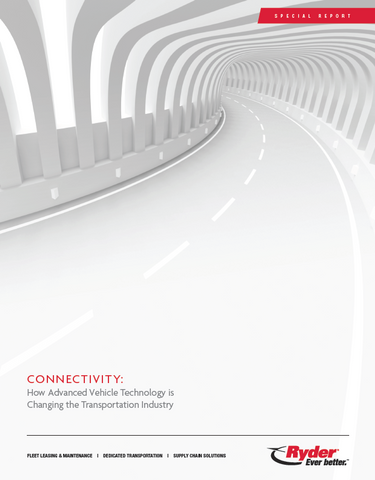 Connectivity: How Advanced Vehicle Technology Is Changing the Transportation Industry