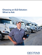 Choosing an ELD Solution: What to Ask