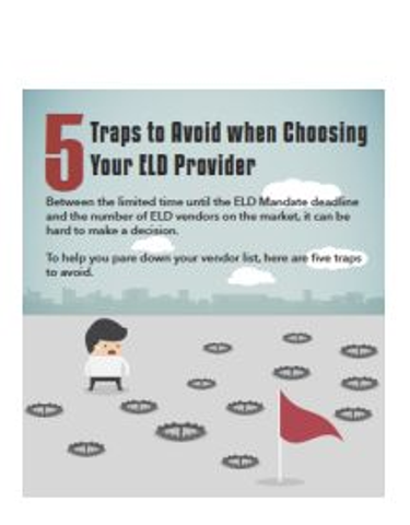 Traps to Avoid When Choosing an ELD