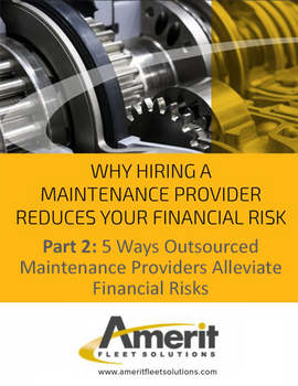 5 Ways Maintenance Providers Alleviate Financial Risks
