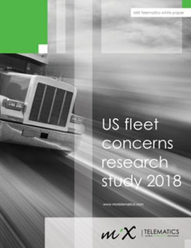 US Fleet Concerns Research Study 2018
