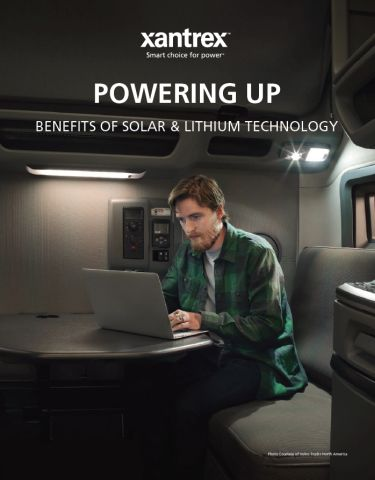 Benefits of Lithium Ion & Solar Technology