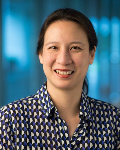 Grace Huang, president of Maheim, shares tip on how to create a safety culture that prepares for unexpected effects on buisnesses operations. - Photo: Maheim