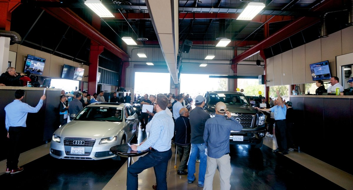 How Digital Sales at Manheim Began and Where They're Heading