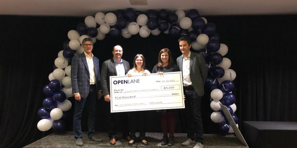KAR's Openlane business unit has donated to two charitable organizations.