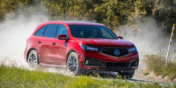 Average transaction prices for the Acura MDX fell by 7% year-over-year in November, one of a...