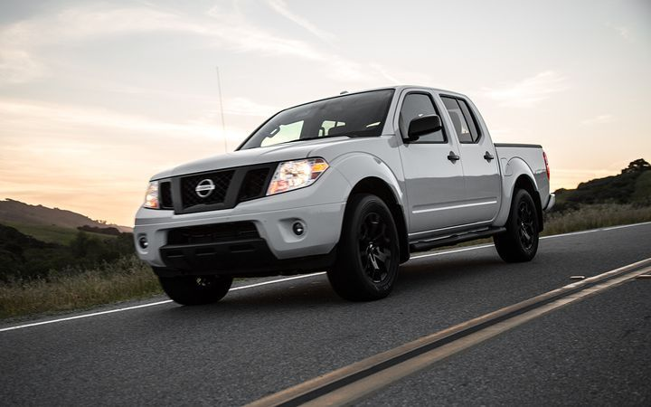 The vehicle that saw the largest price drop coming into the month of December is the Nissan Frontier with an 8.6% decrease. - Photo courtesy of Nissan North America.