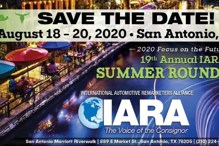IARA 2020 Summer Roundtable Slated for August