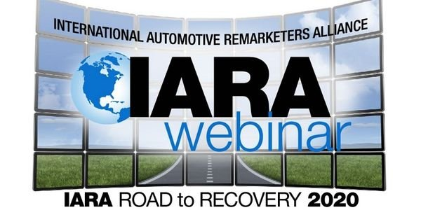 IARA Hosting Three Remarketing Webinars