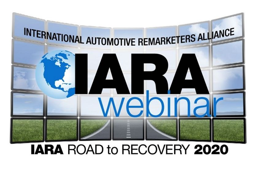 IARA to Host Third Webinar of 2020 Road to Recovery Series