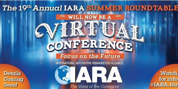 2020 IARA Summer Roundtable Goes Virtual