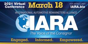 IARA Set to Host Second Virtual Conference