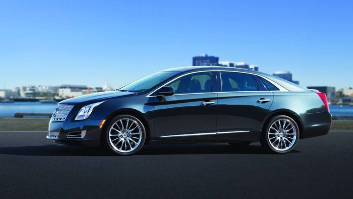 Retail used vehicle and CPO sales did slow down a bit in April, but it is unclear if sales were limited by demand or supply and nevertheless remained high. - Photo: Bobit file of 2013 Cadillac XTS
