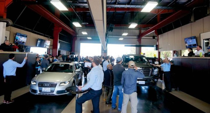 Despite tight inventory, vehicle sales have been healthy and profitable in 2021. - Photo: Cox Automotive