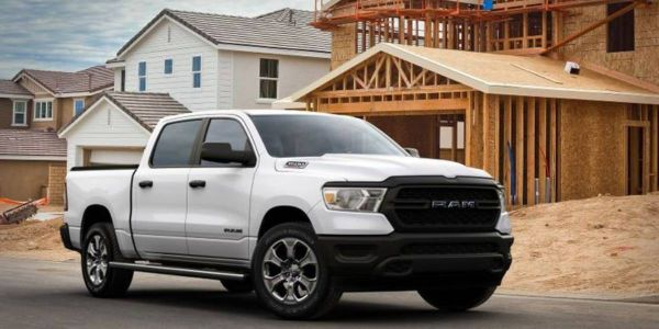 The almighty Ford F-Series, heavily hampered by inventory shortages caused mostly by the global...