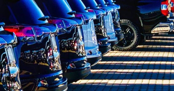 Junenew-vehicle sales appear to be coming in below the initial Cox forecast. - Photo: Cox Automotive