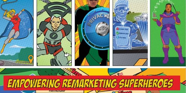 AutoIMS uses an array of superheroes to promote its quarterly Industry View report.