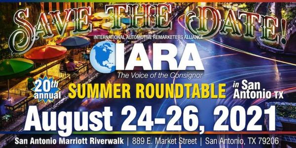 IARA in Final Stretch to 20th Anniversary Summer Roundtable