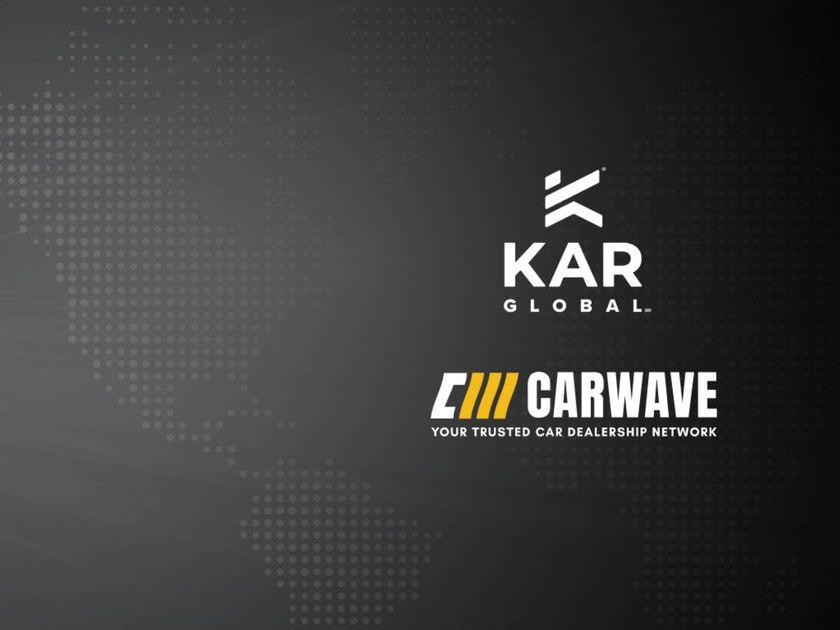 KAR, CARWAVE Deal to Grow Online Marketplace