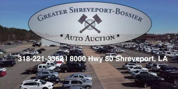 The auction does business across three states: Louisiana, Arkansas and Texas.