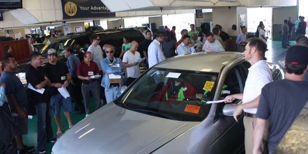 With more vehicles being bought across Manheim's 76 physical sites nationwide due to tight...