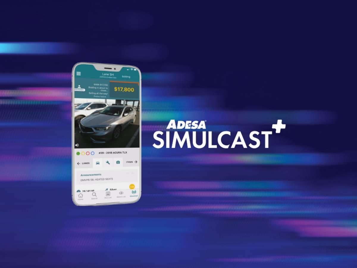 ADESA Simulcast Earns Top Industry Awards
