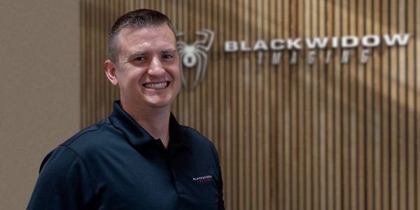 Darren Kemper, the new chief operating officer for Black Widow.