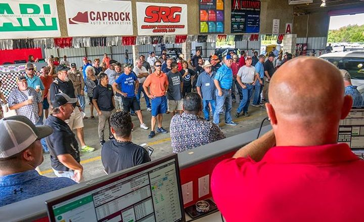 Alliance Auto Auctions is adding an Austin facility to go with its four other auctions, including one in Waco (shown).