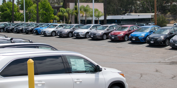 Used-vehicle sales were down 2% in April, while new-vehicle sales were down 7% year-over-year.