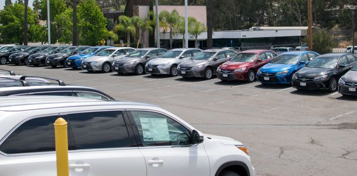 Overall Light-Vehicle Sales Down in May but Expected to Rise