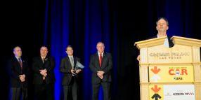 NAAA, IARA Give Manheim's Peluso Industry Icon Award