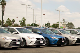 Cox Forecasts 14% Fewer New Cars Sold in September