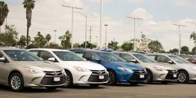 Wholesale Fleet Vehicle Values Fall 1% in June