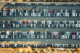 Used-Car Prices Reach 13-Year High in Third Quarter