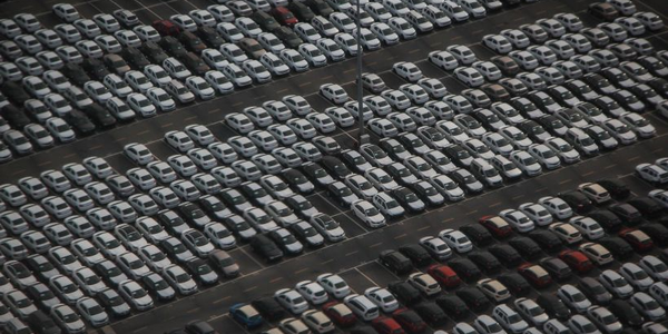 ALG forecasts that 17 million new vehicles will be sold in 2019. This would be a slight decline...