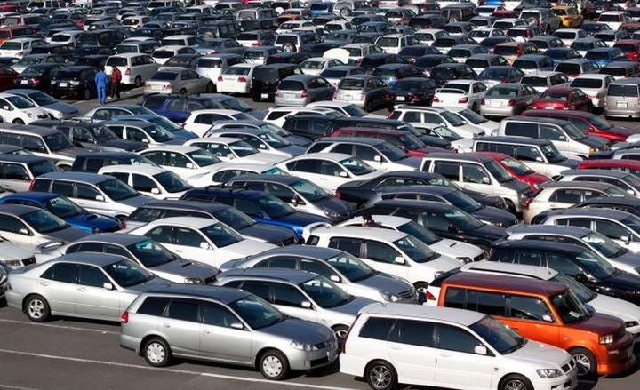Much of this volume increase in the used space has been driven by SUV segments, according to J.D. Power.  - Photo via Wikimedia Commons.