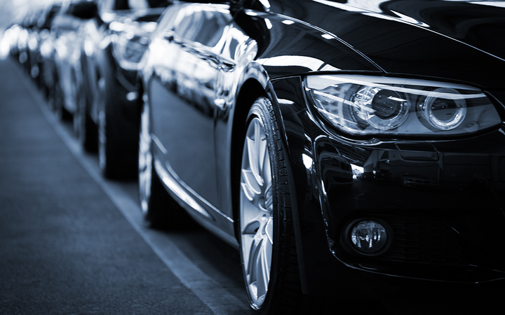 Unsold inventory on franchise dealer lots included 2,859,600 light trucks (a 73-day supply) and 938,800 cars (64). The number of unsold new cars fell below 1 million for the first time in nearly eight years.