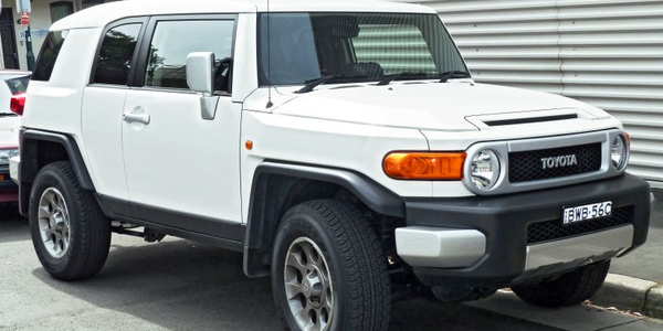 As an example of this analysis, Black Book data shows that the Toyota FJ Cruiser, whose last...