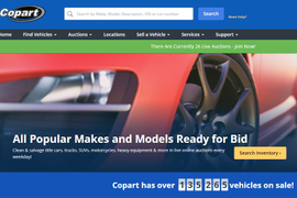 Copart Adds 24 Acres to Montreal Location