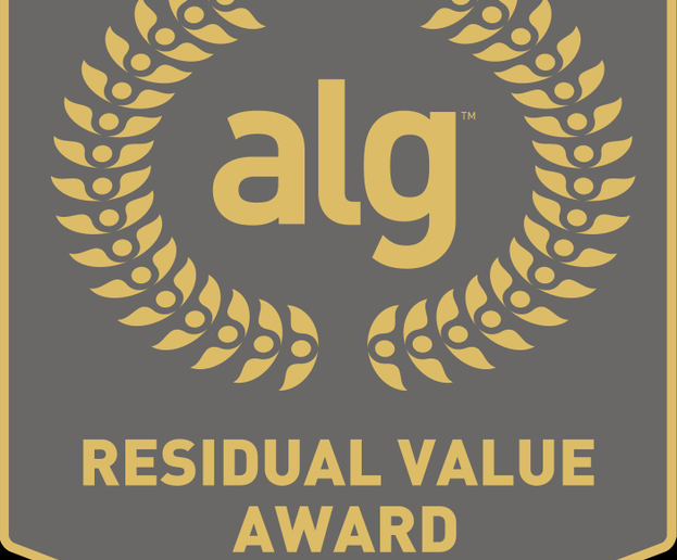 The annual ALG Residual Value Awards recognize vehicles in 26 segments that it projects to hold the highest percentage of their manufacturer's suggested retail price after a three-year period. - Photo courtesy of ALG.