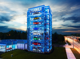 Carvana will now be able to conduct both purchasing and sales of wholesale inventory through Manheim's online marketplaces.