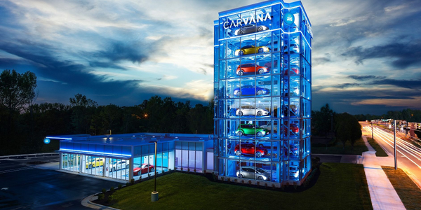 Carvana will now be able to conduct both purchasing and sales of wholesale inventory through...