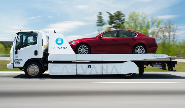 All Carvana vehicles are Carvana Certified, which means they have been put through a 150-point inspection that verifies no frame damage and no reported accidents. - Courtesy of Carvana.