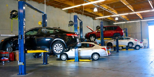 A new reconditioning facility at Manheim San Francisco Bay that cost $500,000 to build. Since...